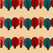 geometric trees chain