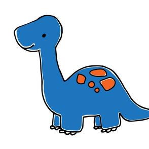 Brontosaurus Dinosaur