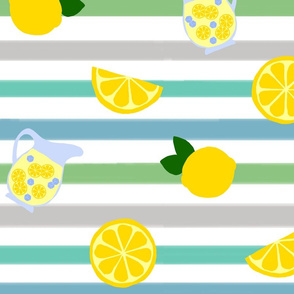 Freshly Squeezed Lemonade