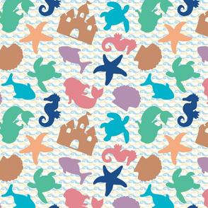 Mermaids - Ocean