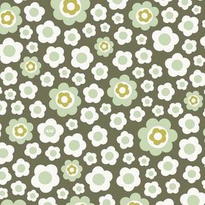 Vintage Floral - Camouflage