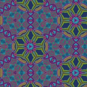 Funky Tribal Print