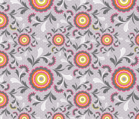 Modern Eclectic- Twirl