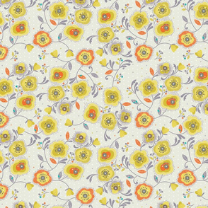 Modern Eclectic- Flora