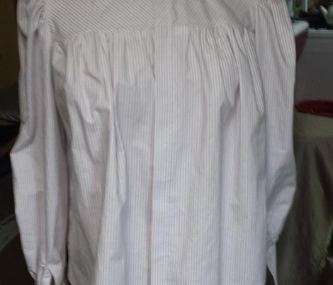 The Mistress / Missy Blouse Reproduction