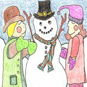 Building our Snowman
