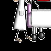 Nurses and Hospital Room
