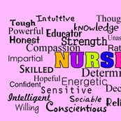 Nurse Describing Words