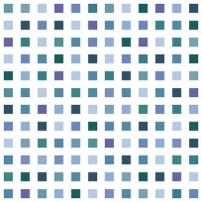 bromothymol pH squares - blues (pH 7.2-8.0)