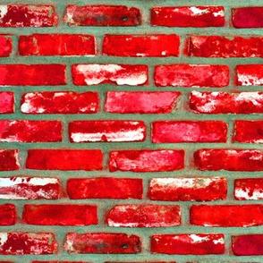 Magical Brick Road RED
