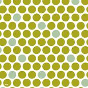 Nordic Dots - Pistachio