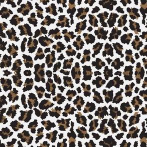 Sweet Leopard Sugar Sack Black/Brown/White