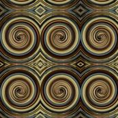 Dreamy swirl.