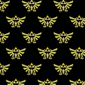 8 bit triforce