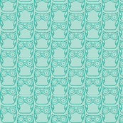 Owls - Mint