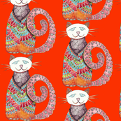 Marmaduke Cat