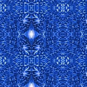 Mallard Hen Blue