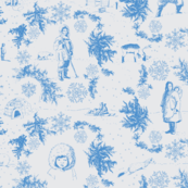 Inuit winter toile