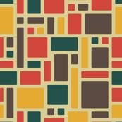 Mid-Century Squares