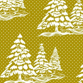 Winter_Time_Toile_with_Snow_new_AC9400_Gold