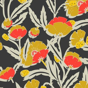 zebrini floral