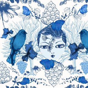Blue Birds Sing
