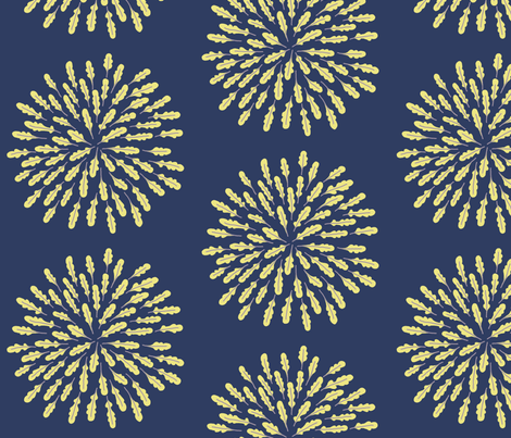 Arugula rocket fireworks rockets fabric mongiesama for Rocket fabric