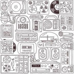 Hi-Finest! Retro Audio 1