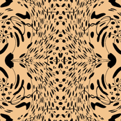 Abstract Animal Skin