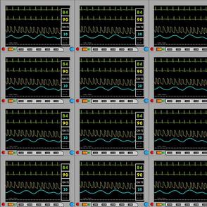 Cardiac Nurse Monitor-ed