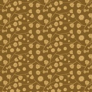 Falling leaves Amber 03