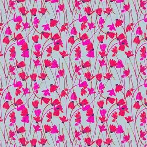 Flowering Cyclamen #4