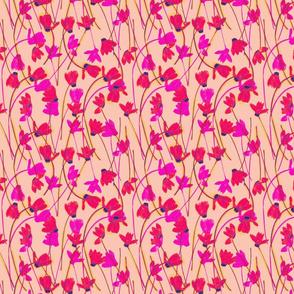 Flowering Cyclamen #3