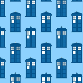 police box space time doctor