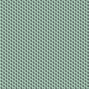 so this is love small mint and dark grey