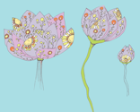 Rcolourizedflowertrio_thumb