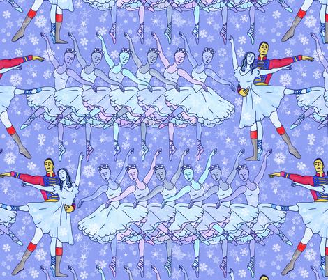 Nutcracker - Waltz of the Snowflakes