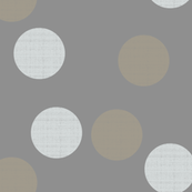 Phi Dots on Sandstone Gray