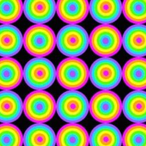 Rainbow Circles 2