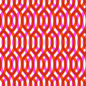 dot red double lattice
