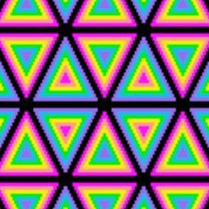 Rainbow Triangles 3
