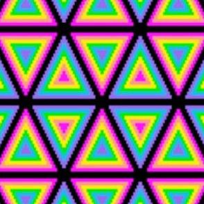 Rainbow Triangles 3