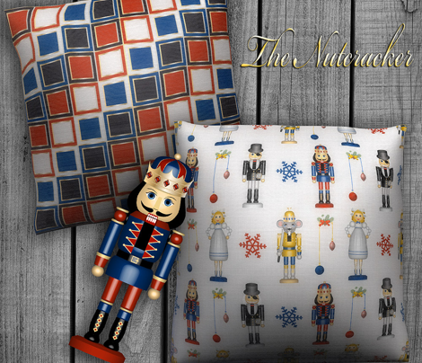 Nutcracker Coordinate (Squares)