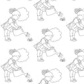 little_girl_watering
