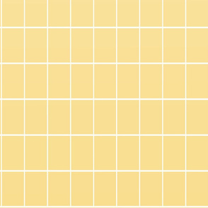 Ombré grid wallpaper yellow