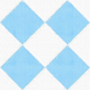 Bleu Diamant in aqua