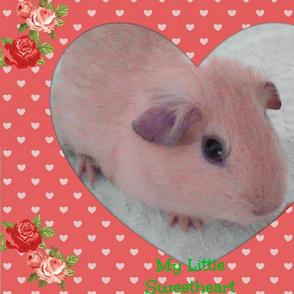 My Little Sweetheart - Large