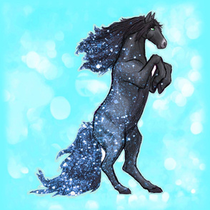 Crystallised Magical Mare