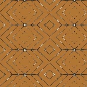 Arrow: brown