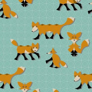 Circle Foxes